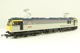 "R289 Hornby Class 92 92009 ""Elgar"" in Railfreight Distribution livery"