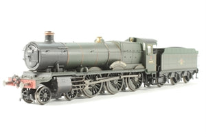 "R3019 HORNBY BR (ex GWR) 4-6-0 Grange Class ""Paviland Grange) weathered edition, No. 6845"