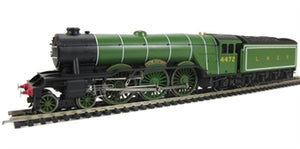 "R3086 Hornby Class A1 4-6-2 4472 ""Flying Scotsman"" in LNER apple green - Railroad Range DCC Ready. 8-pin socket"