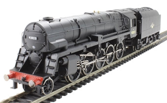 R3274  HORNBY BR Class 9F, Crosti Bolier, Late crest, 92023