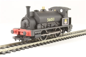 R3292 HORNBY BR (Early) Ex CR 0-4-0ST