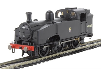 R3325 HORNBY BR 0-6-0T J50 Class, BR (Early) 68987