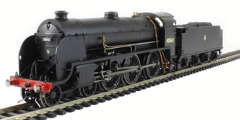 R3328 HORNBY Maunsell BR early crest Class S15 4-6-0, No. 308343