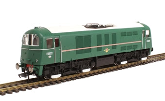 HORNBY R3376Cl 71 Bo-Bo   Electro/Diesel E5022 BR Green DCC Ready