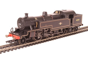R3404 HORNBY BR 2-6-4T Fowler Class 4P, late crest, black lined livery, No. 42334
