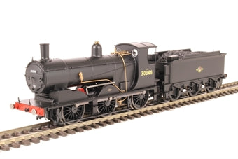 R3420 Hornby Drummond Class 700 0-6-0 30346 in BR black with late crest