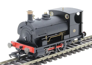 "R3550 Hornby Class W4 Peckett 0-4-0ST 883 in ""Lilleshall Co"" livery No,. 883"