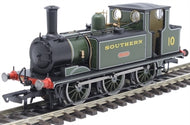 "R3812 Hornby Class A1X Terrier 0-6-0T ""Cowes"" in Southern Railway olive green DCC Ready. 6-pin socket"
