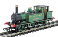 R3848 Hornby Class A1X Terrier 0-6-0T 13 'Carisbrooke' in SR malachite green with British Railways lettering DCC Ready. 6-pin socket