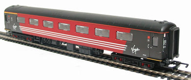 R4088 Hornby Virgin Composite Mk2d first Red/Black 3363 (boxed)