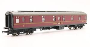 R4134B Hornby Mk1 Sleeping car, 1st class, Maroon, M2064M (No box)