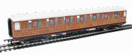 R4171 Hornby LNER 61ft 6in corridor First Class coach 22356
