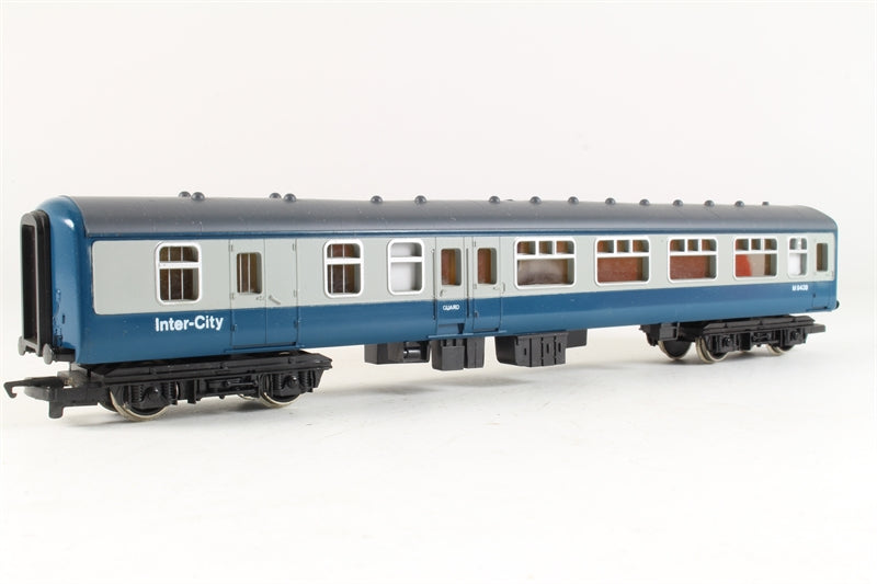 R418 Hornby Mk 2A BSO Brake Second Open in BR Blue & Grey