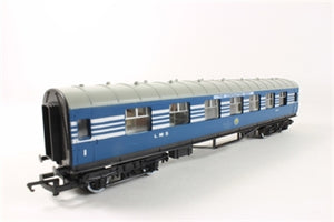 R422 HORNBY LMS Coronation 1st Coach, Blue/Silver livery