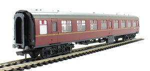 R4627 Mk1 SO second open M4478 in BR maroon - Railroad range