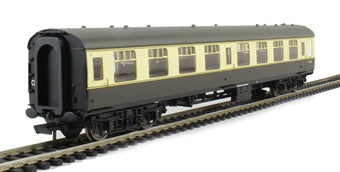R4644 BR MK1 Tourist Second Open (TSO) (Choc/Cream)