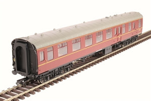 R4788 Hornby Mk1 BSO brake second open E9220 in BR maroon