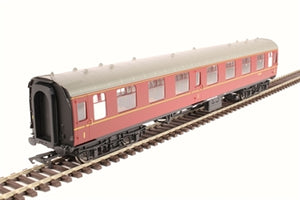 R4789 Hornby Mk1 FO first open E3050 in BR maroon