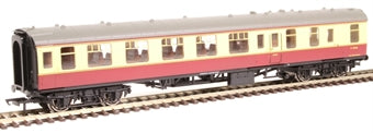 R4823 BR Mk1 BSO Brake Second Open E9428 crimson and cream
