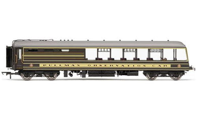 R4860 Pullman Devon Belle Observation car with working lights