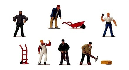 R563 Hornby working people