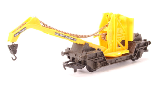 R6004 BR Operating maintenance crane truck