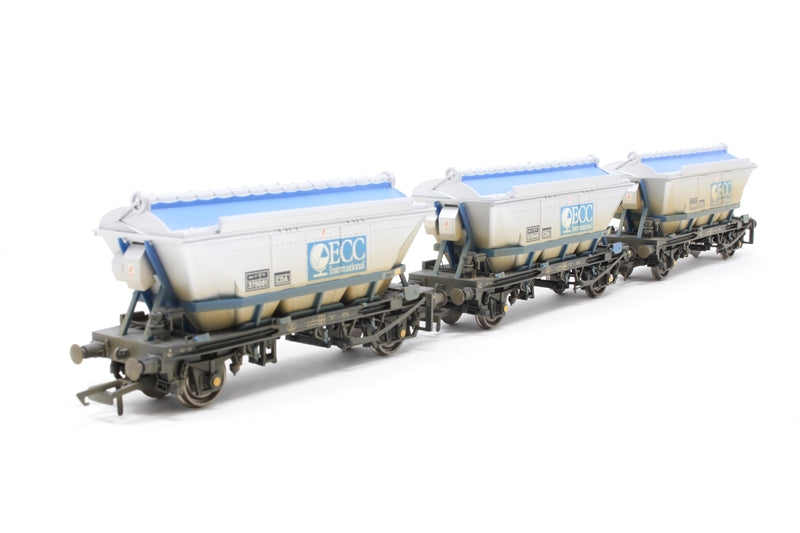 R6233 Hornby CDA China Clay hopper wagons - Pack of 3