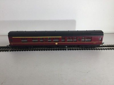 R626 B.R. Maroon 1st/2nd Class Composite Corridor Coach (No Box)