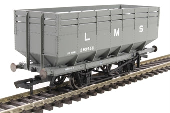R6731A LMS 20 ton coke hopper wagon, No. 299958