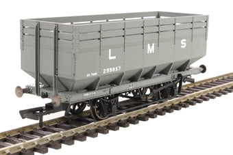 R6731 LMS 20 ton coke hopper wagon, No. 299957