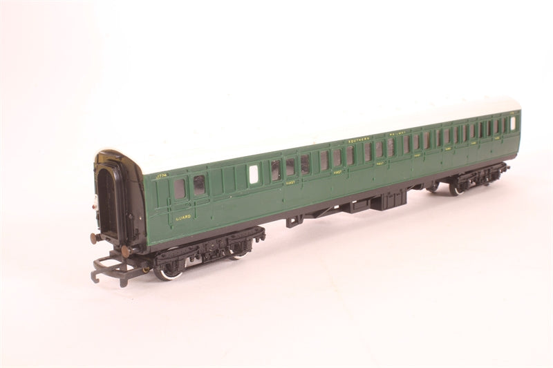 R750 HORNBY Brake/Composite coach SR