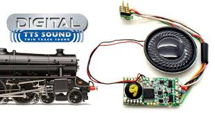 R8114 TTS Sound Decoder Black 5