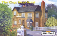 "R8505 Skaledale ""The King's Head"" Hotel - boxed very good condition"