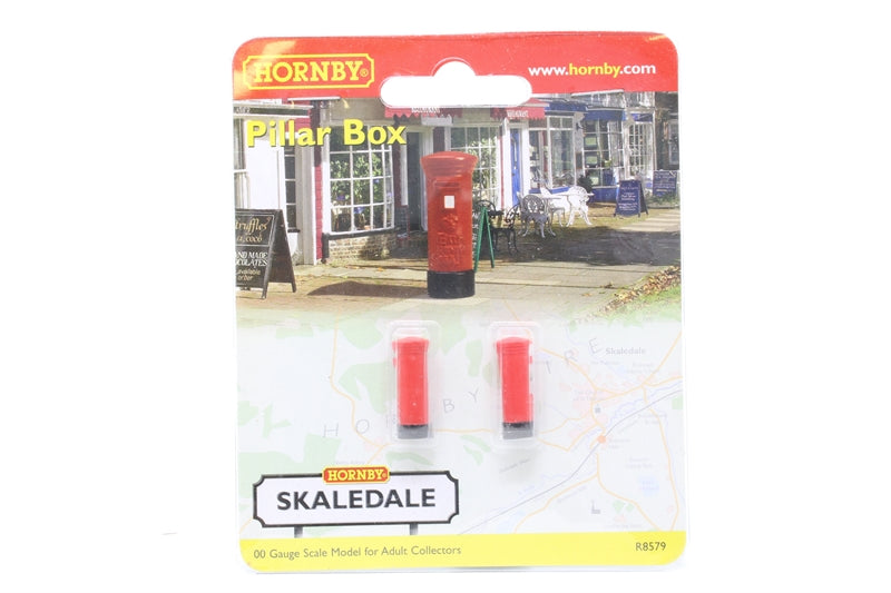 CR8579 Skaledale Pillar Box pack of 2