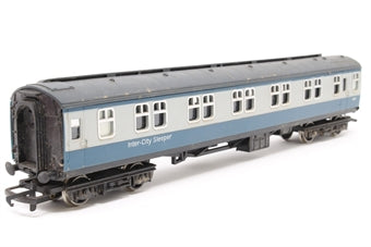 R924 Hornby B.R Mk1 Second Class Sleeping Car (SLSTP) 2510