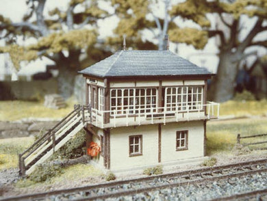 236 Signal Box MR (N Gauge)
