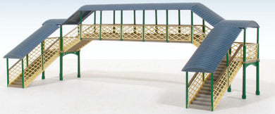 248 Modular Covered Footbridge (N Gauge)