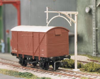 412 SR Conc. Loading Gauge