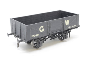 5064 RATIO GWR 5 Plank Open Wagon Kit