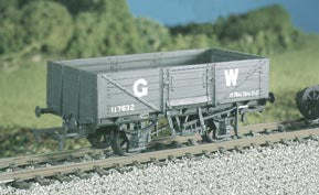 PC564 GWR 5 Plank Open Wagon Kit - includes transfers (Previously RATIO 564)
