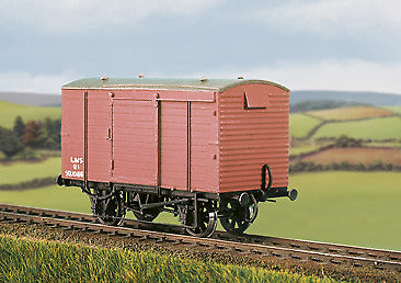 5072 RATIO LMS 12 Ton Box Van