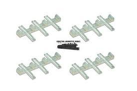 SL-111 Rail Joiners  Insulating OO and H0 Fine Scale Code 70, code 75 and code 83 track and Code 83 American Line