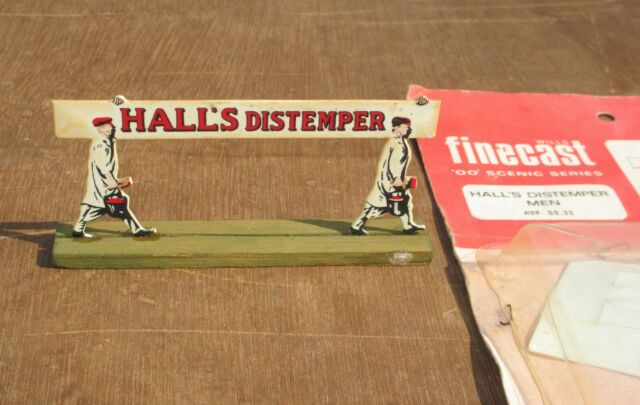 SS33 Hall's Distemper Men