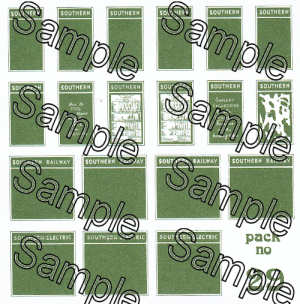 TS0029 TINY SIGNS SR Poster Boards