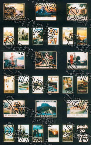 TS0075 TINY SIGNS Travel posters LNER