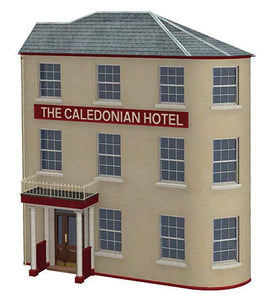 44-236 BACHMANN Low Relief  Railway Hotel The Caledonian