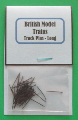 BMT003 Track Fixing Pins - long (15mm)