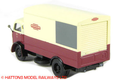D-41 Base Toys Commer Bullion Van