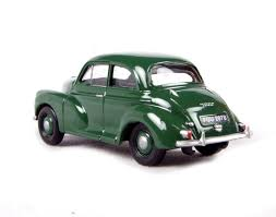 EM76817	Classixs Morris Minor 2 door saloon Almond Green