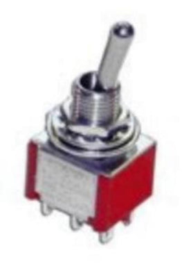 GM505-A5 DPDT Mini Toggle switch